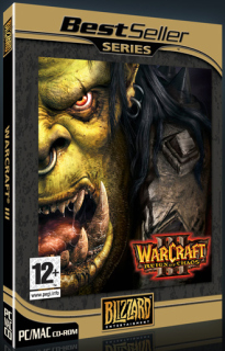 Warcraft 3 GOLD PC EN