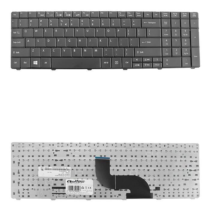 Qoltec Klávesnice pro notebook Acer Aspire E1-521 E1-531