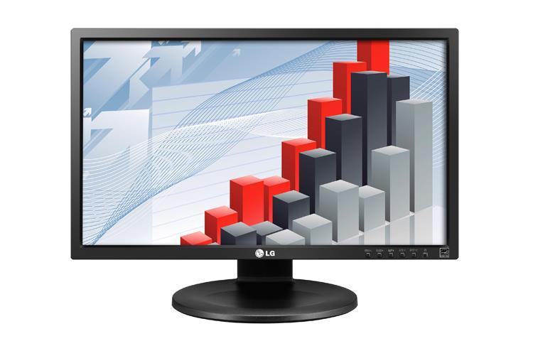 LG LCD 23MB35PM-B 23'' LED, IPS,5ms ,DVI,repro, pivot, HAS,1920x1080
