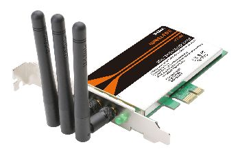D-Link DWA-556 Wireless N PCIe Adapter