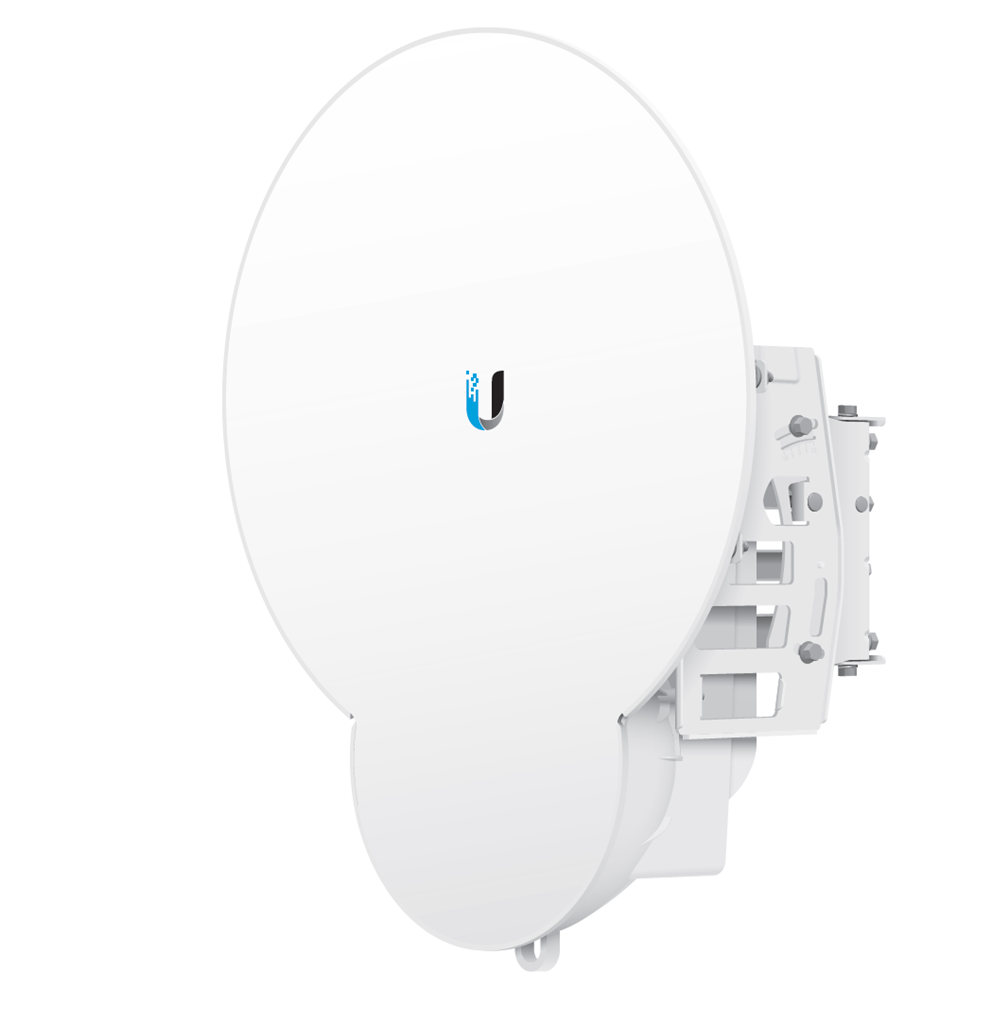 Ubiquit AirFiber AF-24HD 24 GHz Point-to-Point 2Gbps+ Radio system, license free