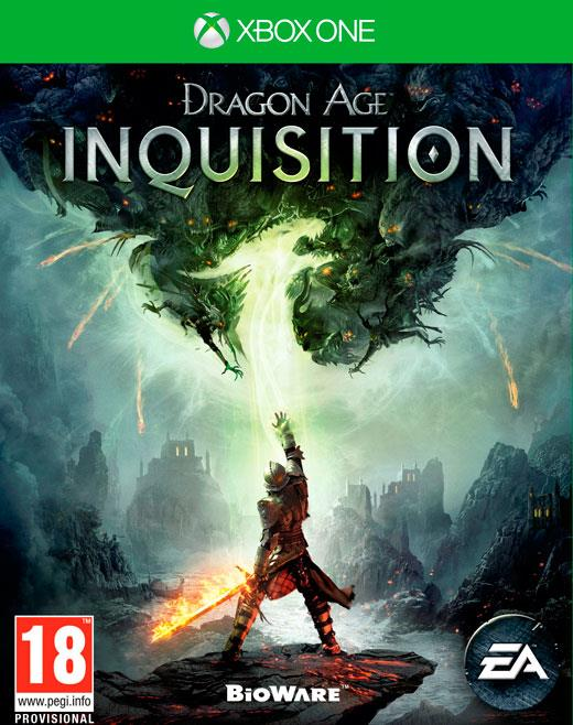 DRAGON AGE: INQUISITION Xbox One CZ/SK/HU/RO