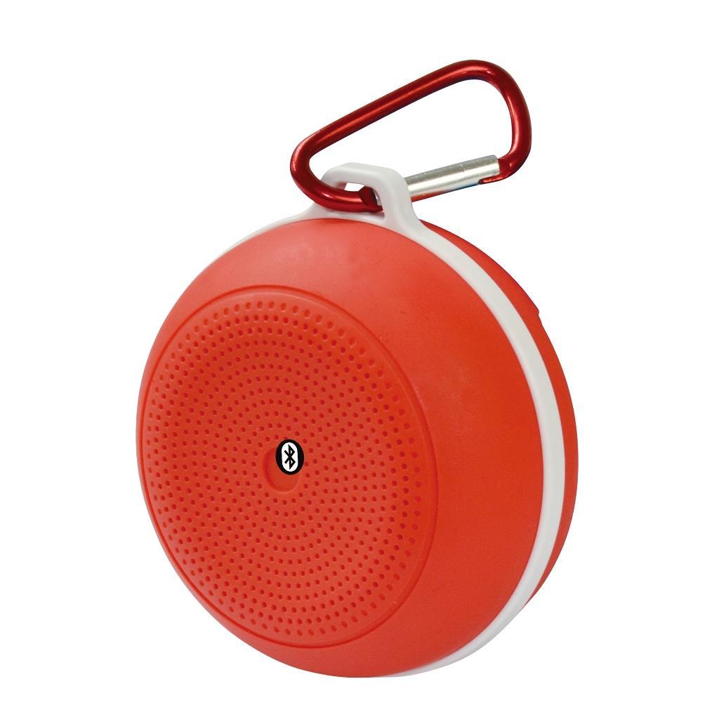 X-ZERO Bezdrátový Bluetooth reproduktor X-S1832BR červený