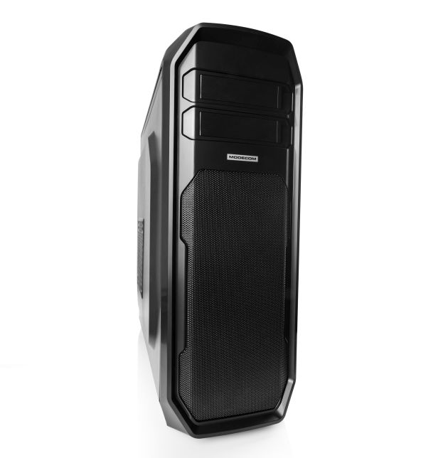 MODECOM PC skříň C 4 DARK/ bez zdroje