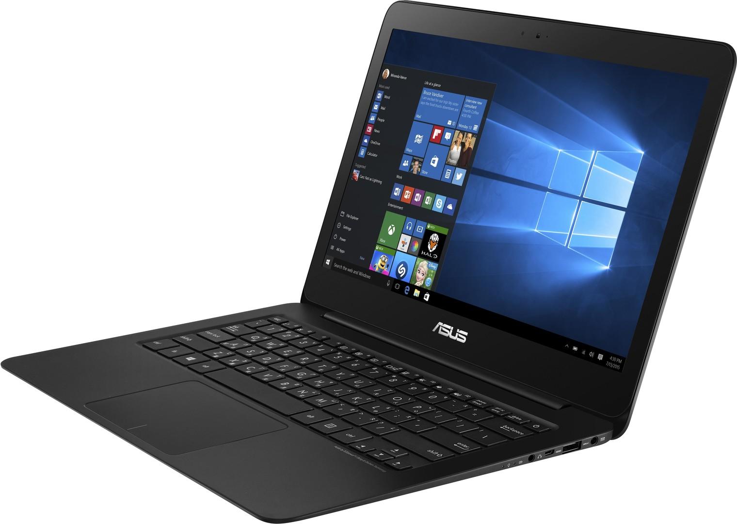 ASUS UX305CA 13.3T/6Y54/256SSD/8G/W10 černý