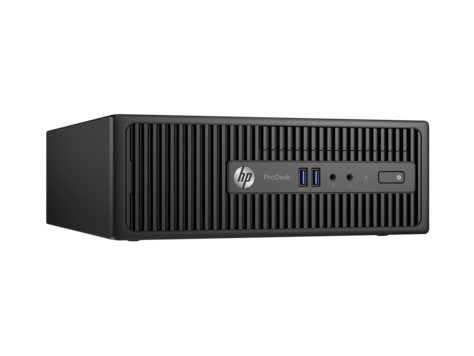 HP ProDesk 400 SFF G3 i5-6500 4GB 1TB HD 530 DVDRW Win10P/Win7P64Bit ENG
