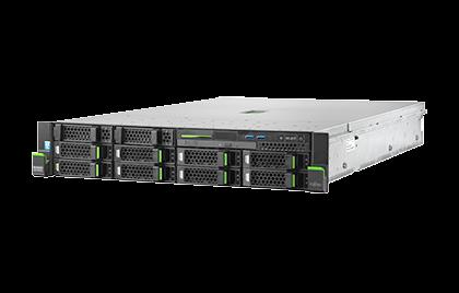 Primergy RX2540 M1 E5-2620V3 16GB DDR 4 8X 2.5 KIT 4X1GB IF DVDRW 1x450W