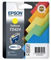 Inkoust Epson T0424 yellow | Stylus C82/82N,CX5200/5400