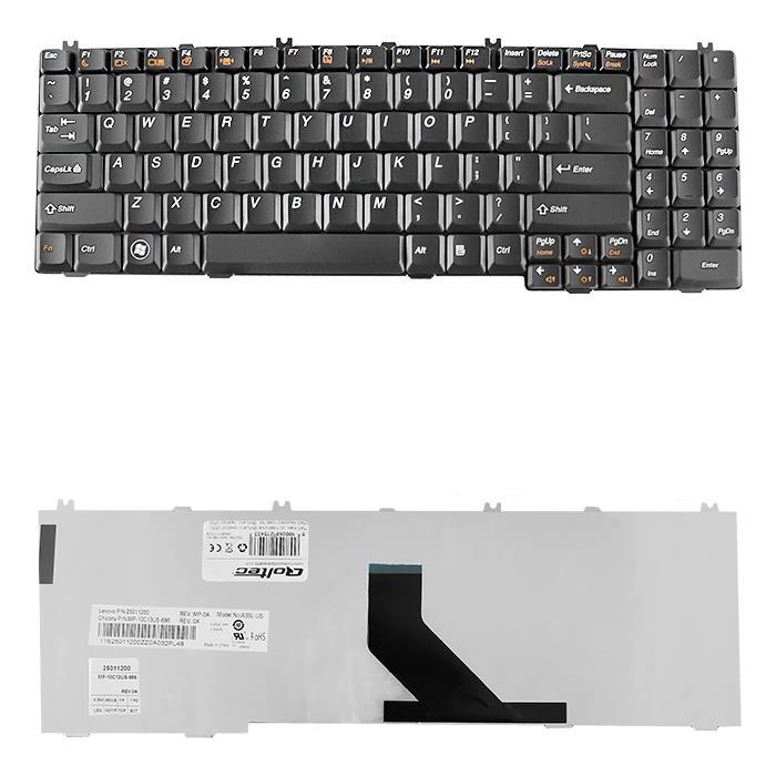 Qoltec Klávesnice pro notebook IBM/Lenovo IdeaPad G550