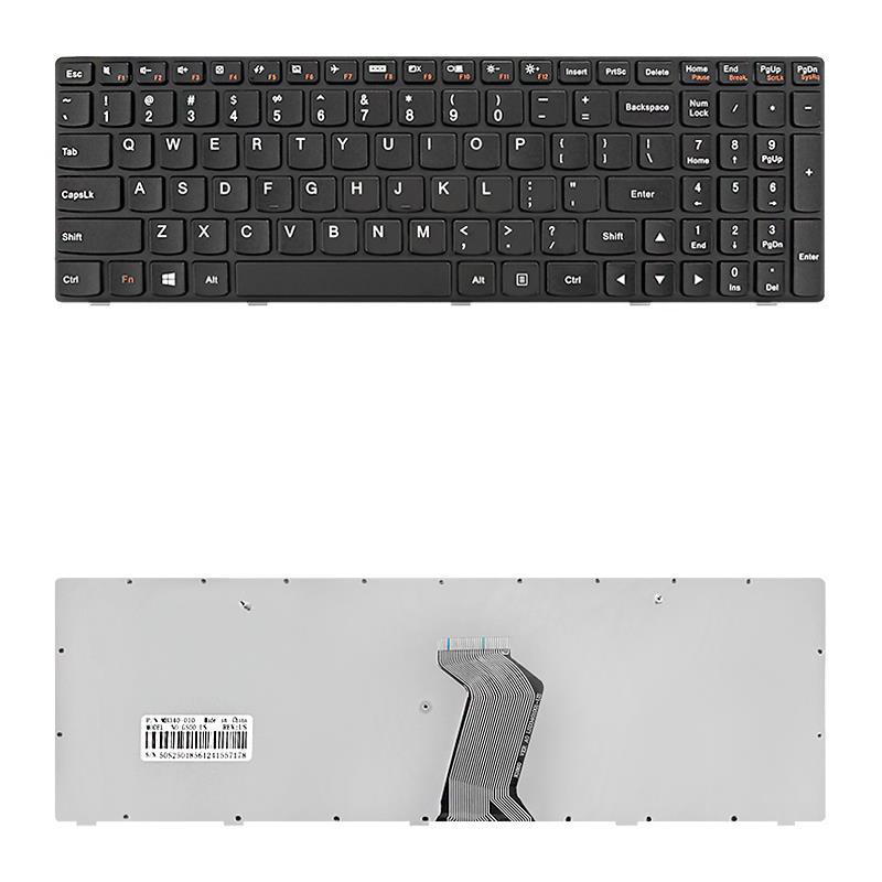Qoltec Notebook Keyboard Lenovo G500 G500C G500H G500AM