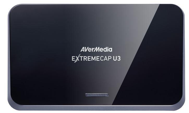 AVerMedia Video Grabber ExtremeCap U3, HDMI, USB 3.0, FullHD 60FPS
