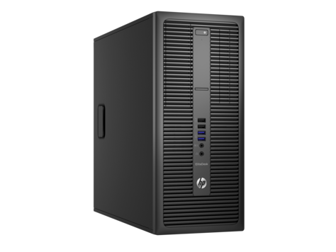 HP EliteDesk 800 G2 TWR i5-6500 8GB 128SSD DVDRW Win10/Win7 Pro 64