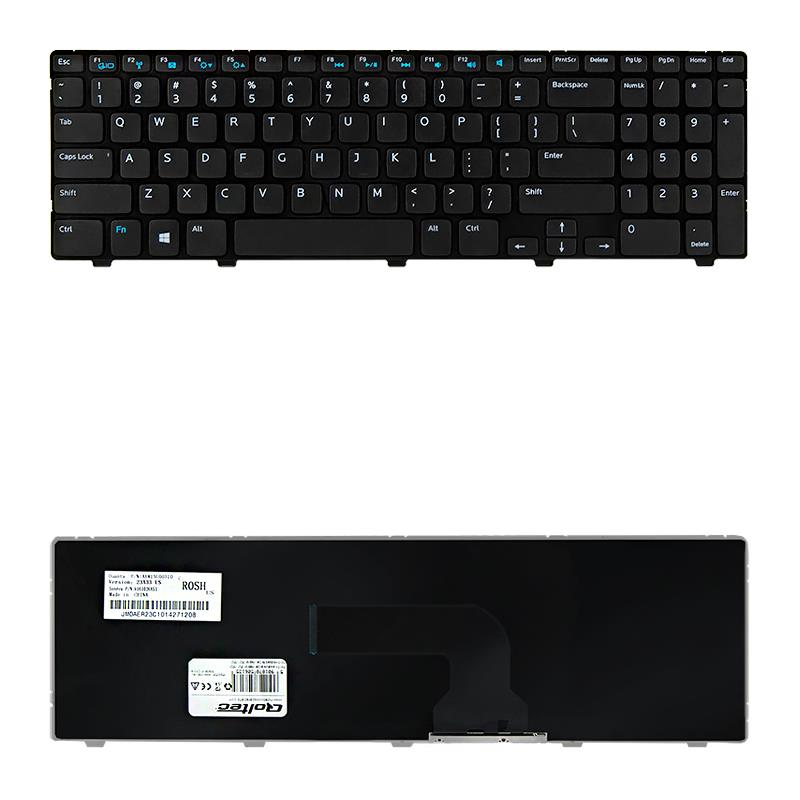 Qoltec Notebook Keyboard for Dell Inspiron 3521 5521