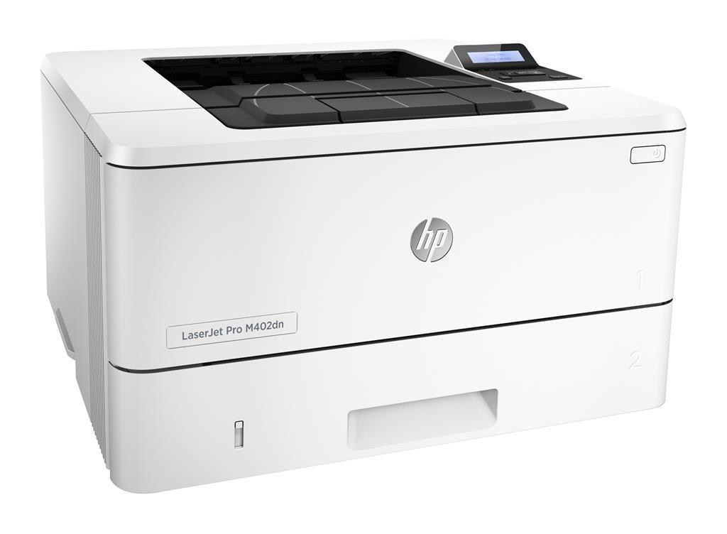 HP LaserJet Pro M402dn PRINTER + toner 26X