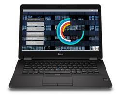 "DELL Latitude E7470 Ultrabook i7-6600U 14"" FHD 8GB 256GB SSD WL BT Cam Fpr/SC W10P(64bit) 3y PS"