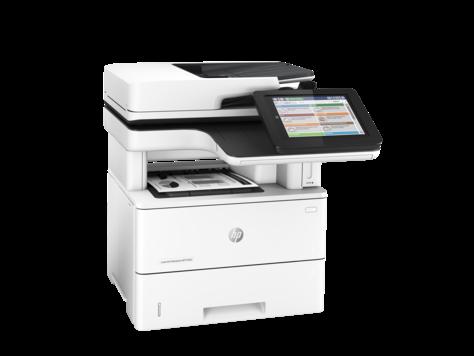 HP LaserJet Ent M527f MFP