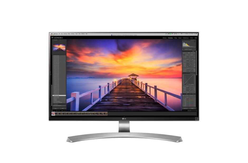 LG LCD 27UD88-W 27'' LED, IPS, 5ms, DC5mil, HDMI/DP, USB, 3840x2160, č