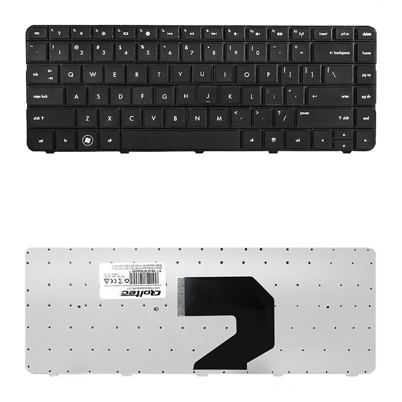 Qoltec Notebook Keyboard for HP 630 635 CQ43 CQ57 series