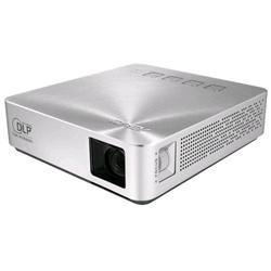 ASUS S1 Mobilný LED projektor, WGA 854x480, 200 lumen, 1000:1, 30000hod., USB, HDMI/MHL, 6000 mAh baterie, 342g