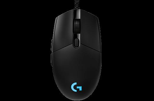 Logitech herní myš G PRO - USB