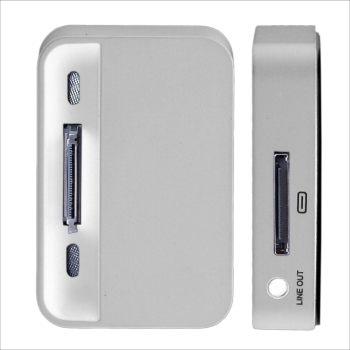 GT Dokovací stanice pro iPhone, 62 x 41 x 14 mm