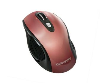 Gigabyte Mouse Wireless M7700, Red
