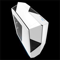 NZXT Noctis 450, počítačová skříň, ATX, 2xUSB3.0, bílá