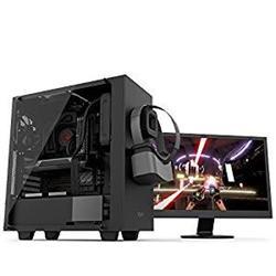 NZXT S340 Elit, počítačová skříň, ATX, 2xUSB3.0, HDMI, VR Ready, černá