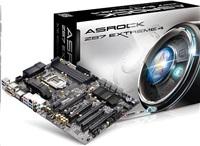 ASRock MB Sc LGA1150 Z87 Extreme4, Intel Z87, 4xDDR3, VGA