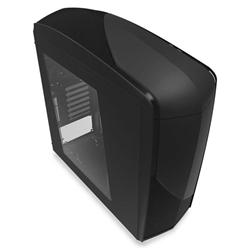 NZXT Phantom 240, počítačová skříň, ATX, 2xUSB3.0, černá