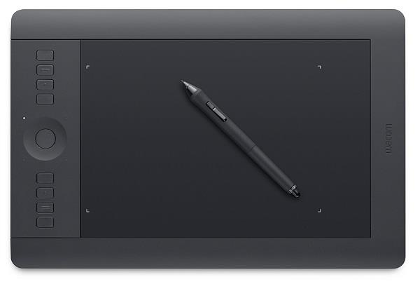 Intuos Pro Professional Creative Pen&Touch Tablet M