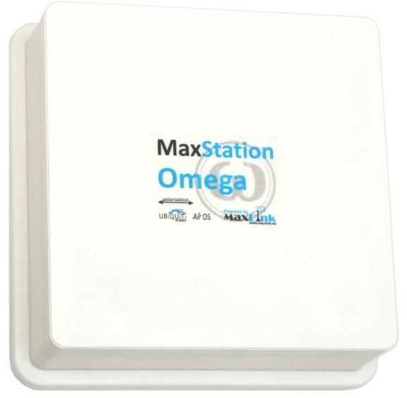 MaxLink MaxStation Omega 20dBi 5GHz WispSt. UBNT