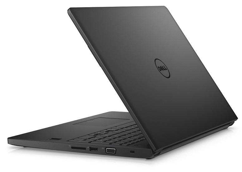 """Dell Latitude 3570 15"""" HD i3-6100U/4GB/500GB/HDMI/VGA/RJ45/MCR/W10P/3RNBD/Černý"""