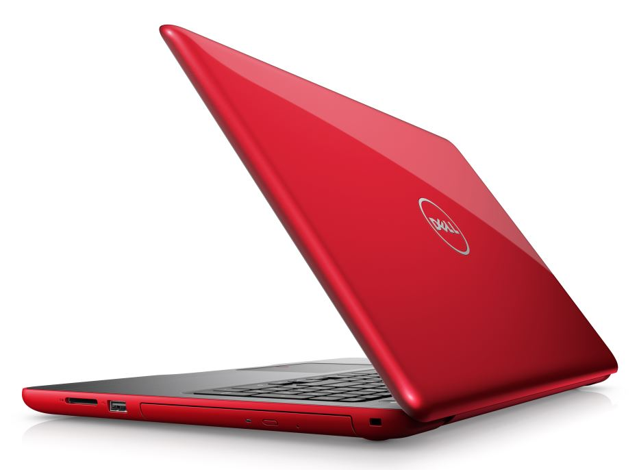 "DELL Inspiron 5567/i3-6006U/4GB/1TB SATA/15,6""/HD/2GB M440/Win10 64bit červený"
