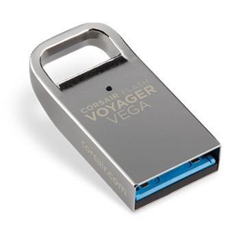 Corsair Flash Voyager Vega 64GB, USB 3.0, low profile, odolné proti poškrábání