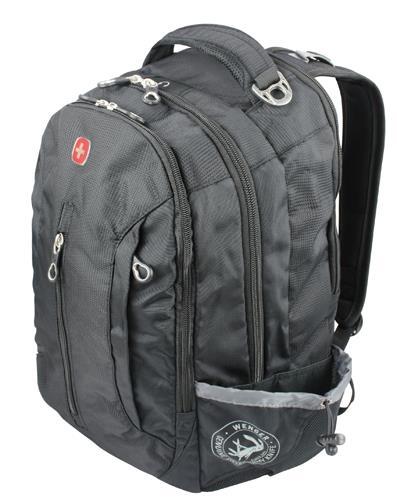 Laptop backpack SA1288 Wenger 15'' black