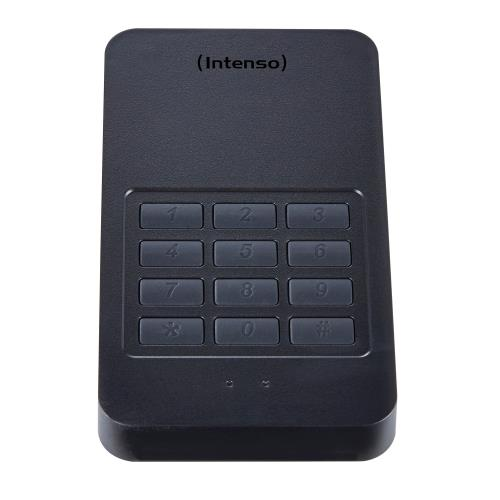 Intenso Portable Hard Drive 1TB MemorySafe Black 2,5'' USB 3.0 (encryption)