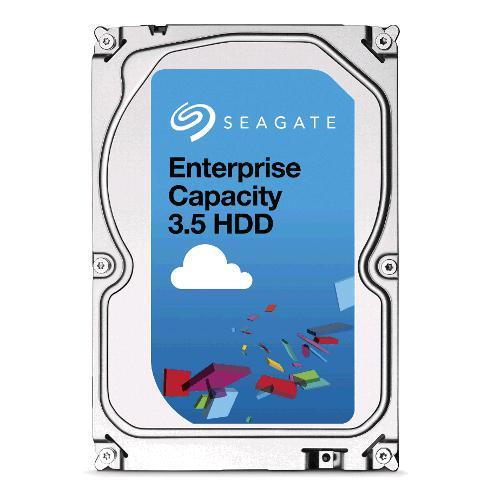 Seagate Enterprise Capacity HDD, 3.5'', 2TB, SATA/600, 7200RPM, 128MB cache