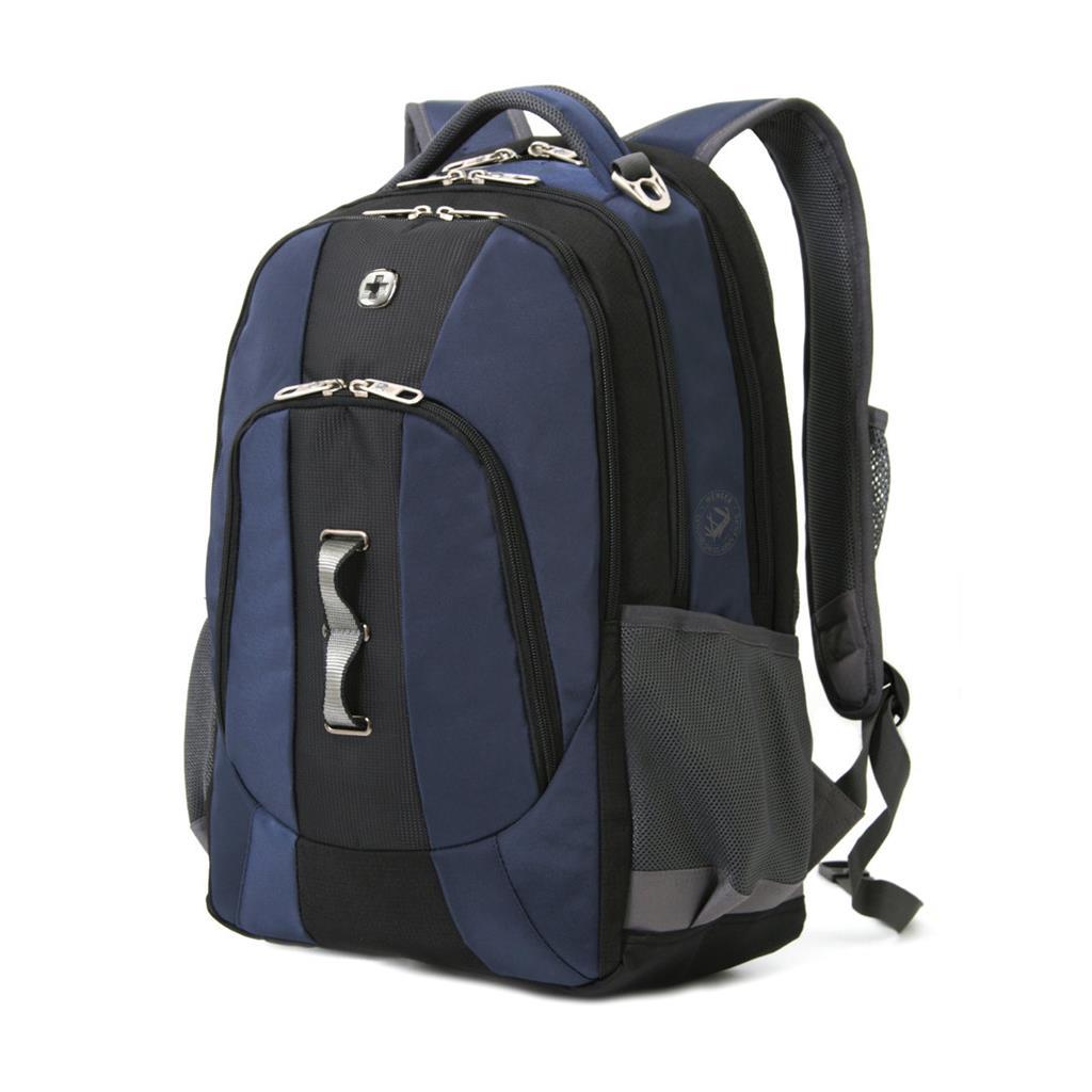 Batoh pro notebook 15'' WG3227 Wenger modro-černý