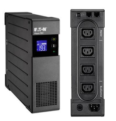 Eaton Ellipse PRO 850 IEC, UPS 850VA, 4 zásuvky IEC, LCD