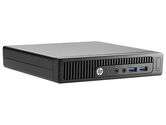 HP 260 Mini 2957U 2GB 32GB Intel HD W8.1 PL/EN