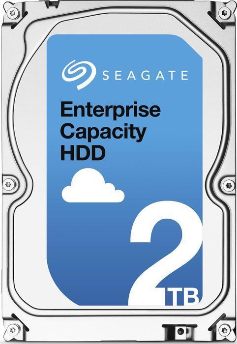 Seagate Enterprise Capacity HDD, 3.5'', 2TB, SATA/600, 7200RPM, 128MB cache