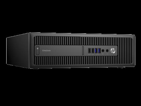 HP 800 G2 i5-6500 8GB 1TB DVDRW Win 7 Pro 64 / Win 10