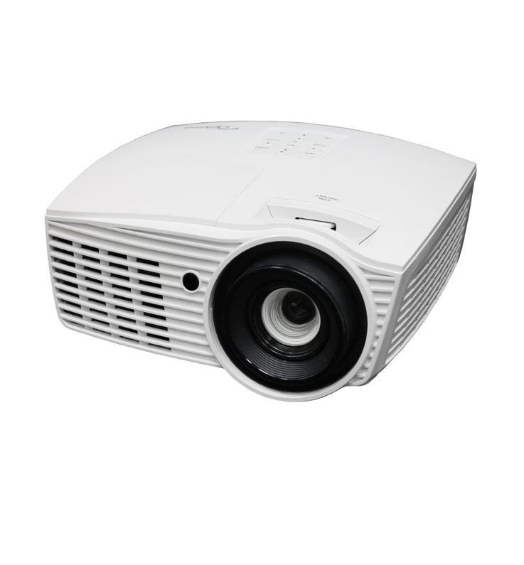 Projektor Optoma W415; DLP; WXGA (1280x800); 4500 ANSI; 15000:1; HDMI; RJ45