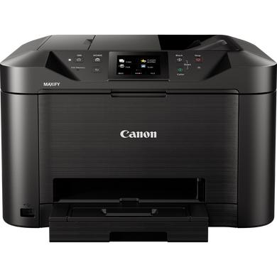 Zlevněné zboží: Canon MAXIFY MB5150 - PSCF/WiFi/AP/LAN/ADF/Duplex/CloudPS/USB +PR1000-R