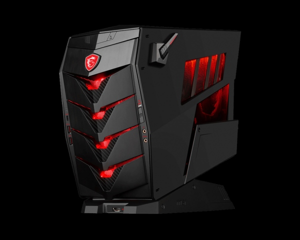 MSI Aegis X3 VR7RE-010EU i7-7700K Kabylake/16GB/2TB+2x256GB/GTX 1080 8GB/killer lanDVD-RW/Win 10 Home