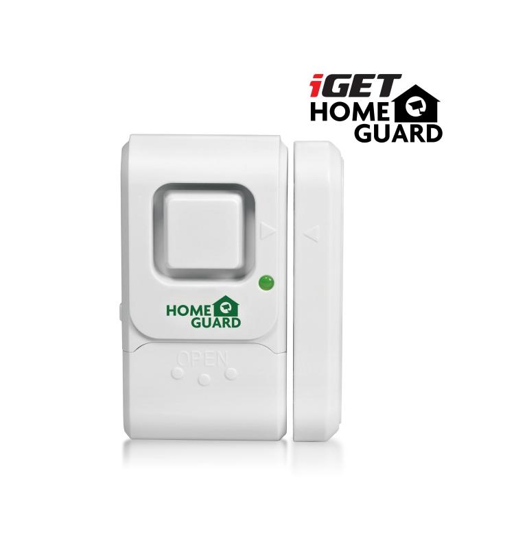 iGET HGWDA510 - dveřní/okenní minialarm, 110dB