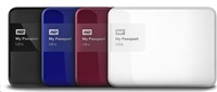 "WD My Passport ULTRA 1TB Ext, 2,5"" USB3,0, Berry"