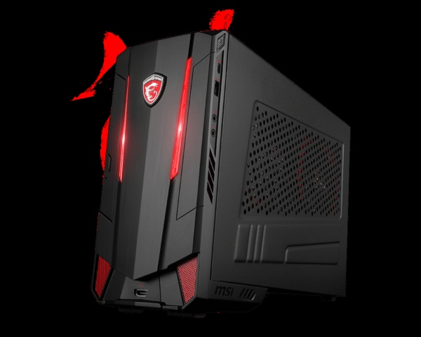 MSI Nightblade MI3 7RB-006EU i5-7400 Kabylake/8GB/1TB/GTX 1050Ti 4GB/DVD-RW/Win 10 Home