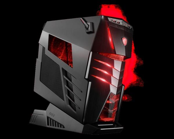 MSI Aegis TI3 VR7RD SLI-011EU i7-7700K Kabylake/32GB/2TB+2x256GB/GTX 1070 8GB/killer lan/DVD-RW/Win 10 Home